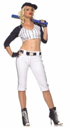 Star Baseball Player Halloween Costumes