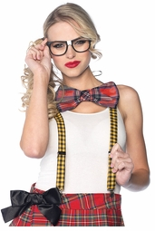 Costumes-3-Piece Cute Nerd Kit
