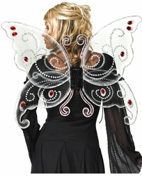 Costumes- Black Butterfly Wings