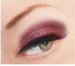 Pink Glitter Powder for Eyeliner and Eye Makeup