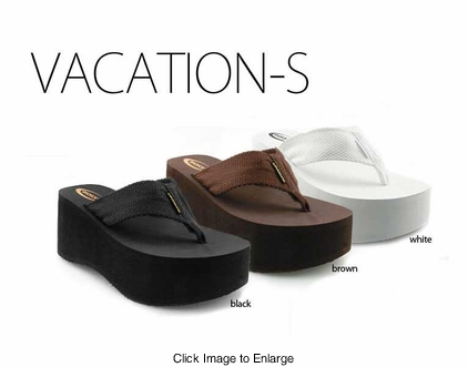 "Our Best Selling Wedding 3.15"" Platform Flip Flops"