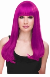 Pink Wig Collection