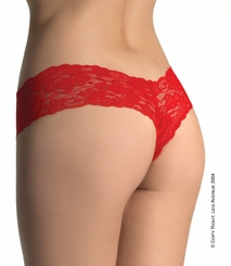 Super Low Cut Lace Tanga Hot Shorts
