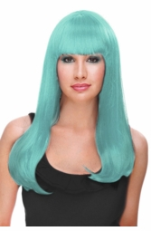 Light Blue Fairytale Glamour Wig for $29.99