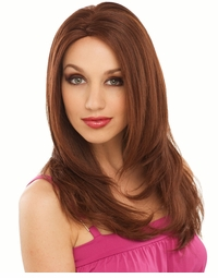 Layered and Long 100% Human Hair Wig