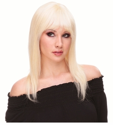 Long and Smooth 100% Human Hair Wig