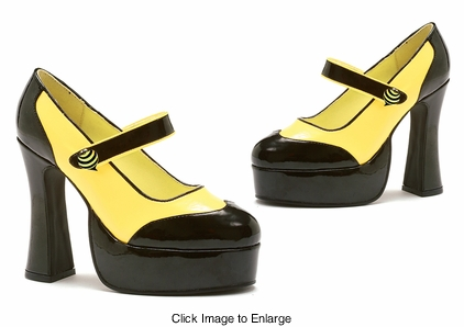 Ellie Shoes Bumble Bee Pumps