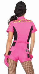 Pit Crew Racing Costume