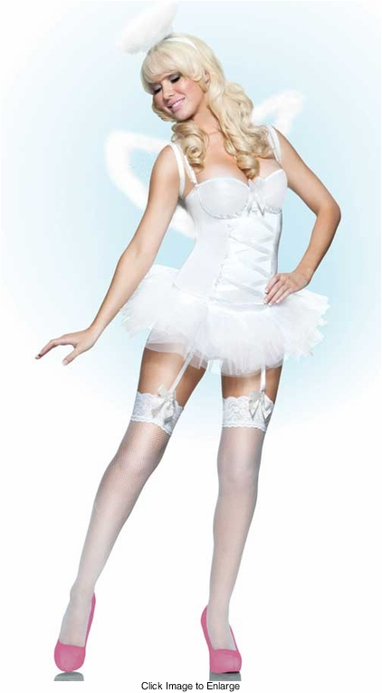 Angel Baby 4 piece Angel Costume
