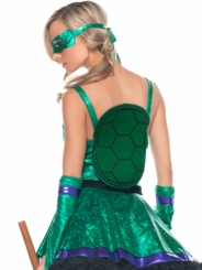 Ninja Turtle Warrior Costume