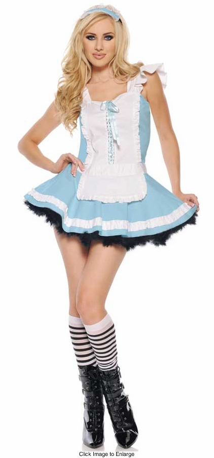 Sweet Alice in Wonderland Costume