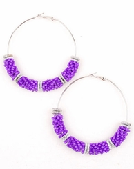 "3"" Bold and Big Hoops Earrings"