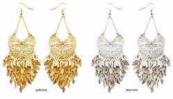 "4.5"" Gypsy Dangle Earrings"