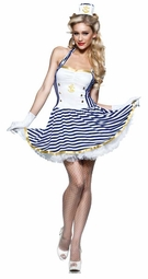 Retro Sexy Sailor Costume