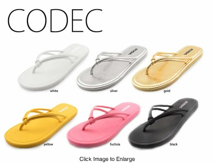 Super Light Flip Flops