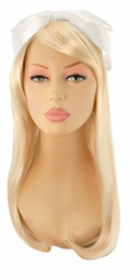 Alice in Wonderland Pale Blond Wig