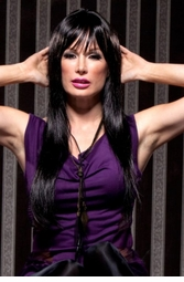 Onyx Black Sleek and Long Hair Wig