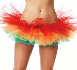 Primary Colors Tutu Petticoat
