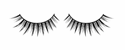 Textured Black Lashes