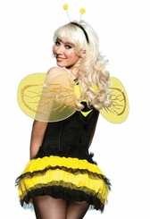 Queen Bee Three Piece Costume Kit