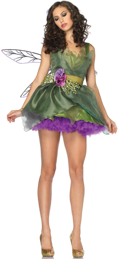 Luxe Woodland Fairy Costume