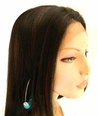 Lace Front Wig with Long Straight Hair