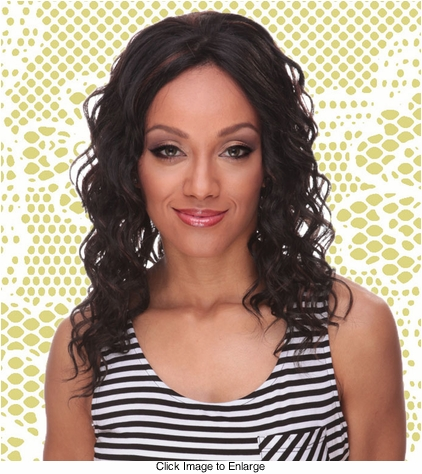 Heat & Styling Friendly Lace Front Wig - Shoulder Length Soft Waves