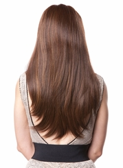 Lace Front Wig with Long Straight Hair Heat Friendly