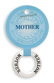 MOTHER Infinity Circles Pendant