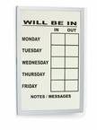 Personal In & Out Planner