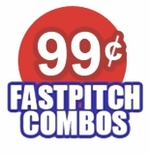 Fastpitch 99-Cent Combos