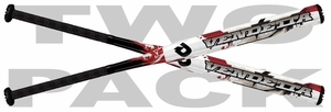 DeMarini Vendetta C6 Fastpitch Bat WTDXVCF 2-pack