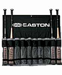 Black Only Easton Hanging Team Bat Bag
