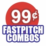 99-Cent Fastpitch Combos