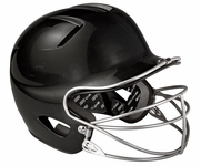 Easton Natural Tee Ball Batting Helmet Solid Colors with Mask