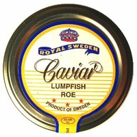 BLACK LUMPFISH CAVIAR Royal Sweden