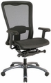 Pro Grid High Back Managers Chair [93720]