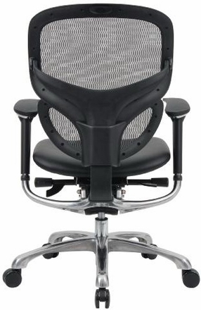 Boss High Back Ergonomic Mesh Task Chair [B6777]