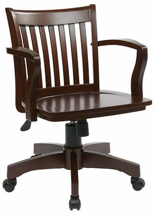 Bankers Desk Chair Wood Bankers Desk Chair 105fw