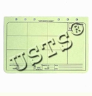 Clearance USTS Blank Sketch Sheets