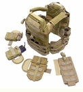 S.O. Tech Viper Armor Carrier System