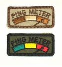 Clearance OPT Ping Meter Patch