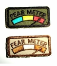 Clearance OPT Fear Meter Patch