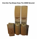 Clearance Spec-Ops Brand 40mm Pouch