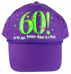 Funny 60th Birthday Hat