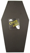 Over the Hill Coffin Gag Gift
