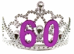 60th Birthday Tiara