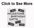 Fake Newspaper, Milestone Birthday Ideas & Personalized Birthday Buttons