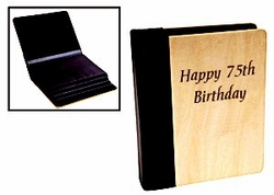 Gift Idea: 75th Photo Album