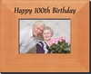 100th Birthday Frame